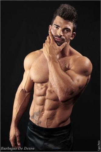 накачка мышечной массы