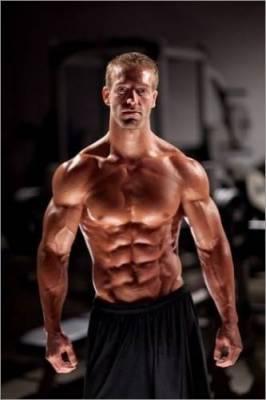 наращивание мышц сжигание жира